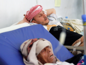 مرضى الكوليرا فى اليمن - أرشيفية