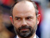 إدوارد فيليب رئيس الوزراء الفرنسى