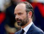 رئيس الوزراء الفرنسى إدوار فيليب