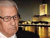 مكرم محمد احمد رئيس المجلس الاعلى للاعلام