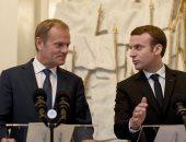 الرئيس الفرنسى ورئيس المجلس الأوروبى