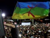 جانب من الاحتجاجات فى المغرب