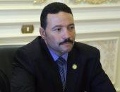 النائب عبد الرحمن برعى عضو مجلس النواب عن بنى سويف