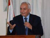 رضا حجازى رئيس قطاع التعليم العام
