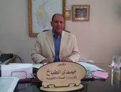 الدكتور حمدى الطباخ، وكيل وزارة الصحة بالقليوبية