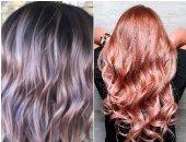 ألوان شعر