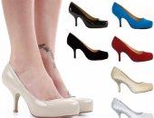 تطور شكل الأحذية