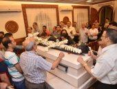 صلاة الجنازة على الشهيد ريمون يوسف