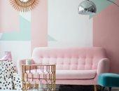 منزلك بألوان الباستيل
