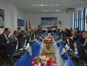 اجتماع مجلس جامعة أسوان