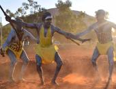 السكان الأصليين فى أستراليا