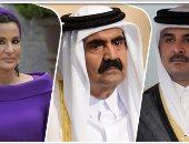 العائلة المالكة فى قطر