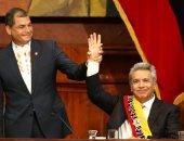 الرئيس المنتخب السيد لينين مورينو