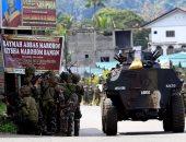 عناصر من الجيش الفلبينى