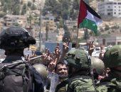 عنف الاحتلال ضد الفلسطينيين _ صورة أرشيفية