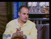 الكاتب الصحفى- عمرو صحصاح