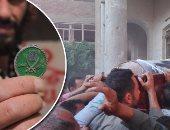 جنازة شهداء حادث المنيا