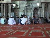مظاهر أول أيام رمضان بالأزهر