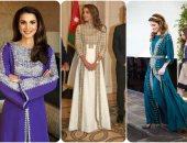 عباءات الملكة رانيا