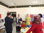 خلال زيارة مؤسسة كلمات لتمكين الأطفال إلى مدرسة عبد الله بن  أم مكتوم المختلطة للمكفوفين