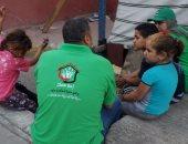 """منظمة بناتى تبدأ حملاتها لدعم """" أطفال بلا مأوى"""" بالقاهرة"""