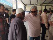 مدي امن البحيره اللواء علاء الدين شوقى يستمع للمواطنين