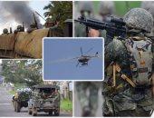 الجيش الفلبينى يواصل حملته لتطهير مراوى من المتشددين