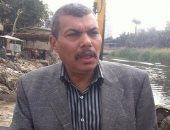 المهندس صلاح عز رئيس قطاع حماية وتطوير نهر النيل