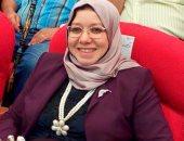 المهندسة ليلى مرتجى وكيل وزارة التربية والتعليم بشمال سيناء