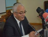 د. رضا حجازى رئيس قطاع التعليم العام