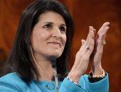نيكى هايلى السفيرة الأمريكية فى الأمم المتحدة