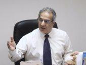 المهندس جمال الشرقاوى رئيس الشركة العامة لتجارة الجملة