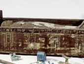 تابوت مصرى قديم