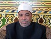 الدكتور جابر طايع رئيس القطاع الدينى بوزارة الأوقاف