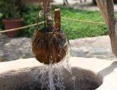 بئر مياه جوفية - أرشيفية