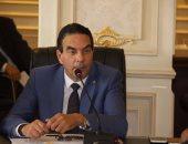 أيمن أبو العلا وكيل لجنة الشئون الصحية بمجلس النواب