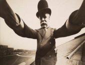 سيلفى عام 1909