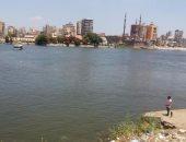 نهر النيل بمدينة زفتى