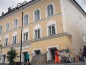منزل هتلر فى النمسا