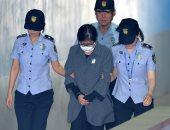 تشوى سون سيل صديقة رئيسة كوريا الجنوبية السابقة