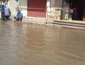مياه الصرف الصحى بأسوان
