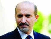 أحمد الجربا رئيس تيار الغد السورى