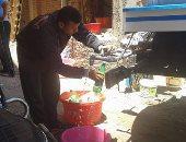 عربات خزانات مياه الشرب ـ أرشيفية