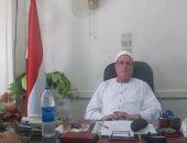الشيخ مجدى بدران وكيل أوقاف الإسماعيلية