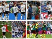 مباراة ألمانيا وتشيلى