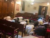 الصورة المسروقة لصلاة المسلمين بالمغرب