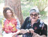 دنيا ووالدها الفنان الكبير سمير غانم
