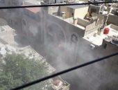القصف فى سوريا - ارشيفية
