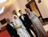 حفل زفاف رمضان صبحى
