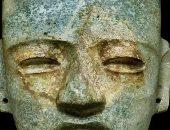 التماثيل المكتشفة